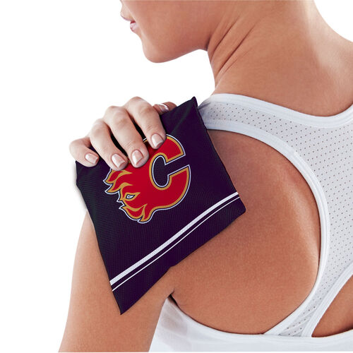 Sunbeam® NHL® Standard Hot & Cold Pack, Calgary Flames®