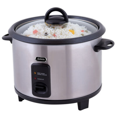 Can you cook calrose rice in a rice cooker
