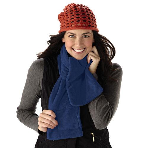 Cozy Spot™ Heated Scarf, Blue