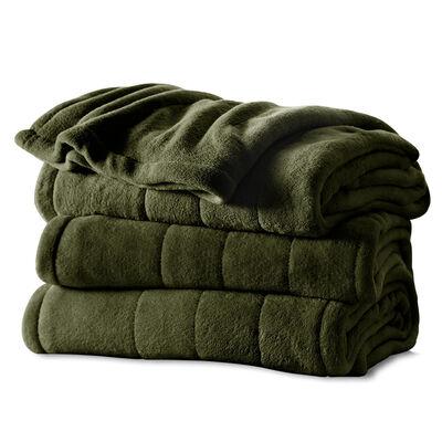 Sunbeam® Velvet Heated Blanket