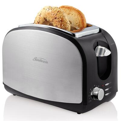 Sunbeam Designer Series 2-Slice Toaster, Stainless Steel TSSBTRSB03-033 Sunbeam Canada
