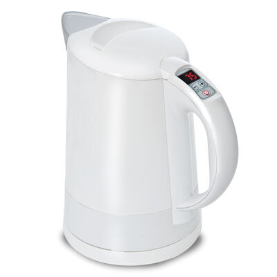 Sunbeam® 1.8 L Variable Temperature Electric Kettle, White