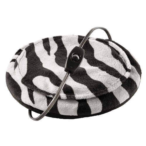 Cozy Spot™ Personal Warming Pad, Zebra Print
