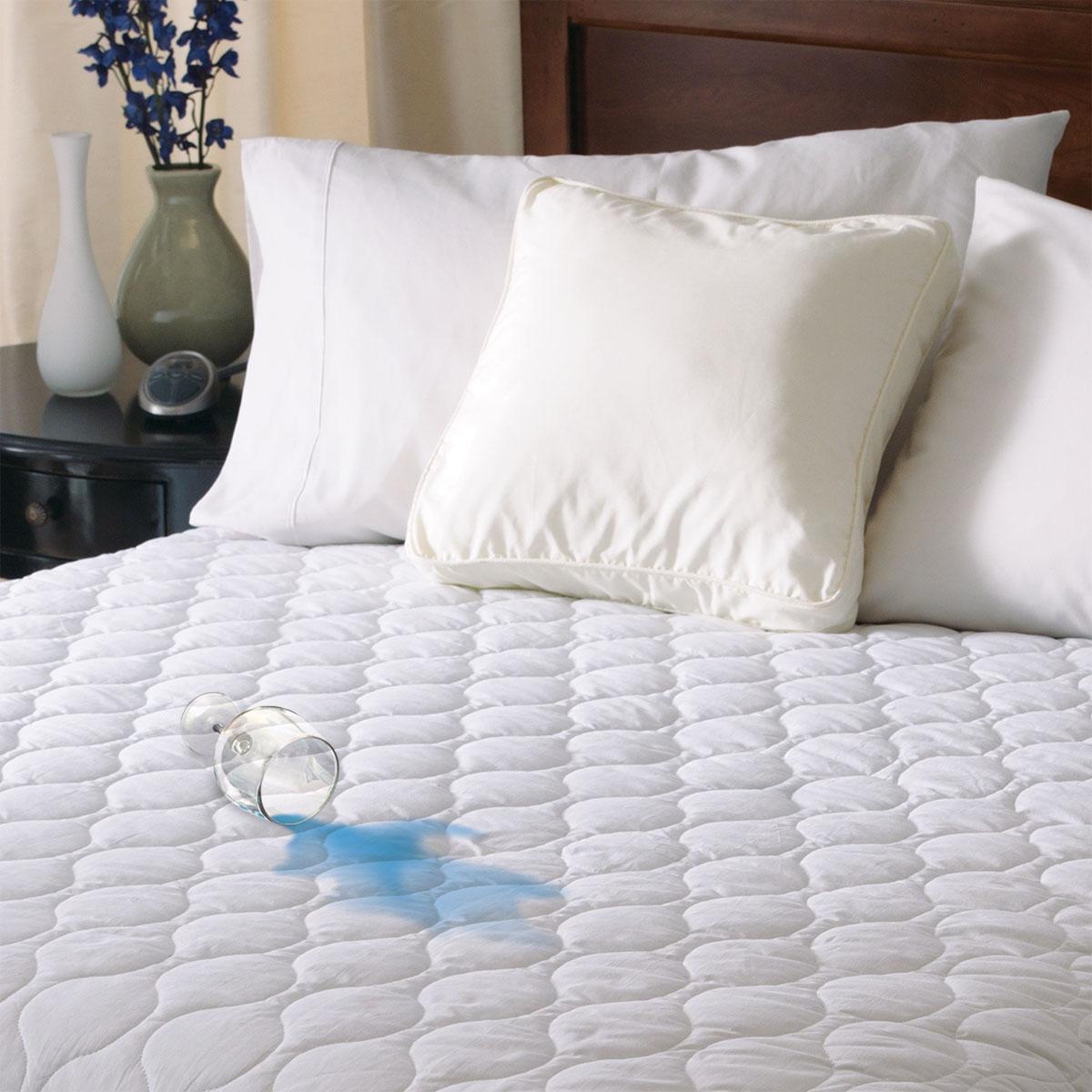 couvre matelas chauffant sunbeam imperm able l 39 eau sunbeam canada. Black Bedroom Furniture Sets. Home Design Ideas