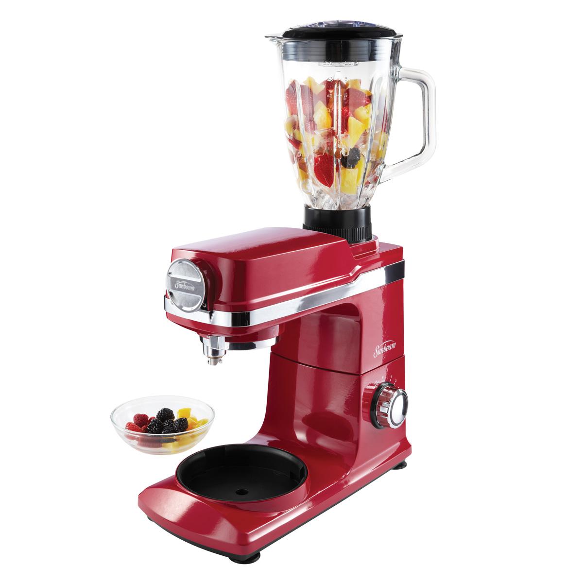 Sunbeam Coffee Maker Red : Sunbeam Mixmaster Planetary Stand Mixer, Red FPSBSM3481R-033 Sunbeam Canada