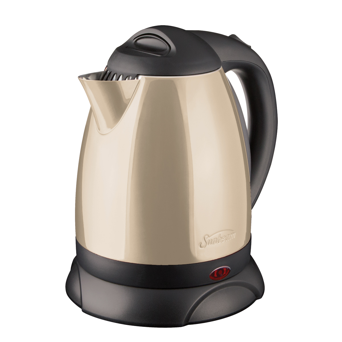 Sunbeam 174 1 7l Cordless Electric Kettle Champagne Shimmer