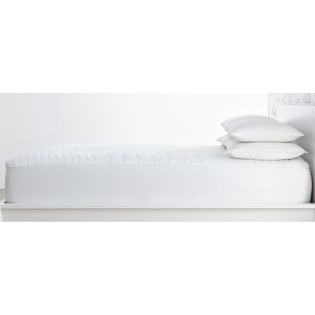 Sunbeam Therapeutic Heated Mattress Pad Queen Size