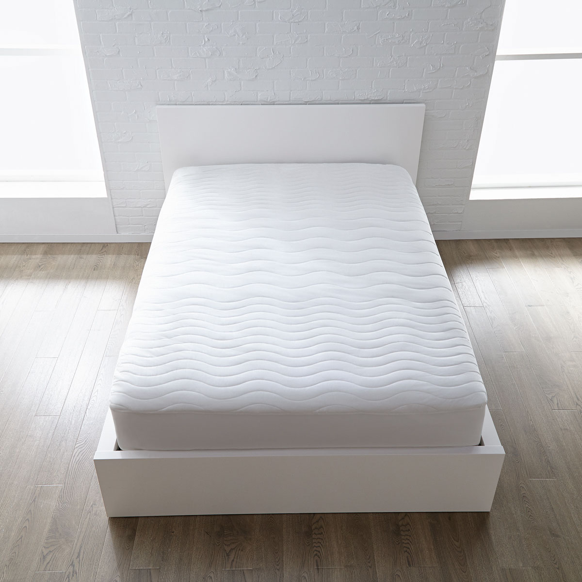 waterproof pad comfort quiet ip com mattress walmart
