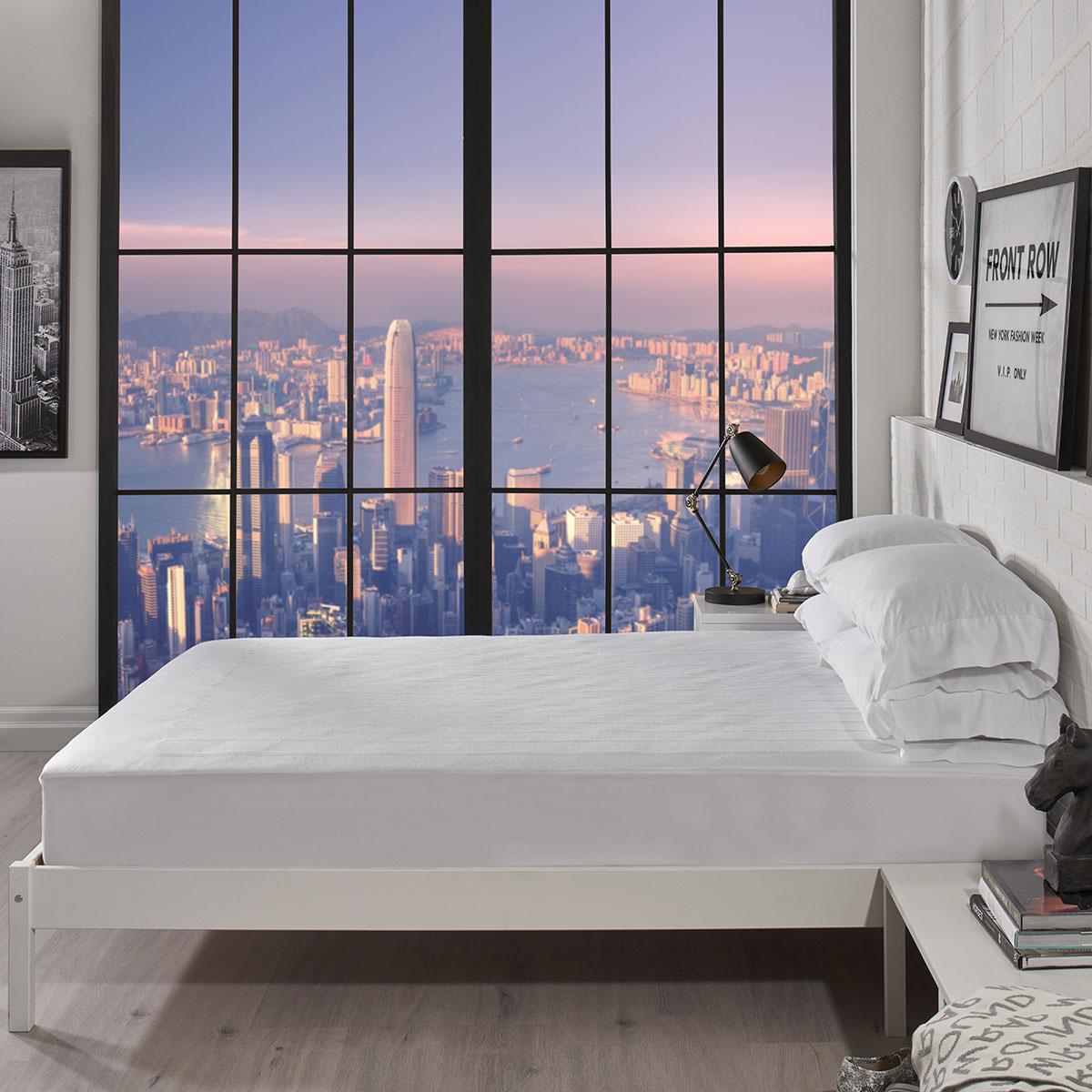 couvre matelas chauffant sunbeam sunbeam canada. Black Bedroom Furniture Sets. Home Design Ideas